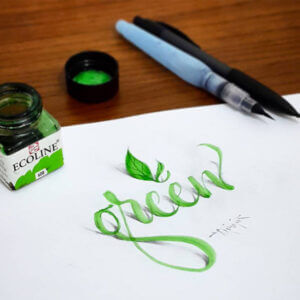 3D Calligraphy : Rs 7200