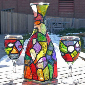 Glass Painting : Rs 5400